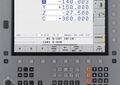 TNC 620 vezérlő